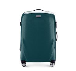 Средний чемодан, зеленый, 56-3P-572-85, Фотография 1
