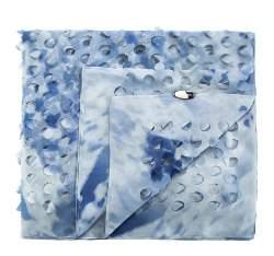 Damen-Schal, blau, 82-7D-X42-X02, Bild 1