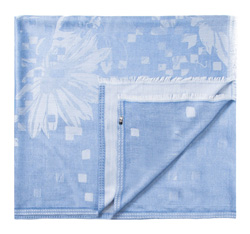Damen-Schal, blau, 84-7D-X04-N, Bild 1