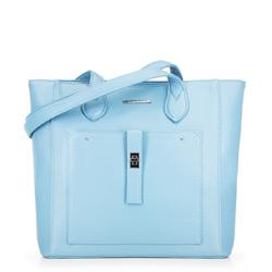 Einkaufstasche, blau, 90-4Y-400-N, Bild 1