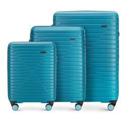 Gepäcksatz, blau, 56-3A-45S-95, Bild 1