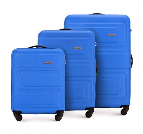 KOFFERSET, blau, 56-3A-63S-90, Bild 1
