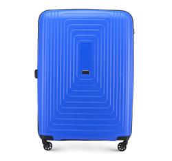 Großer Koffer, blau, 56-3T-783-90, Bild 1