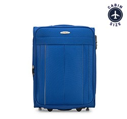 Kabinenkoffer, blau, V25-3S-271-95, Bild 1