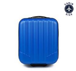 Kabinentrolley 42 cm, blau, V25-10-232-90, Bild 1