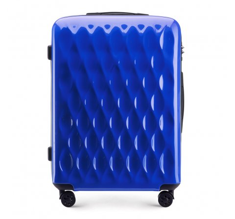 Mittelgroßer Koffer, blau, 56-3H-552-90, Bild 1