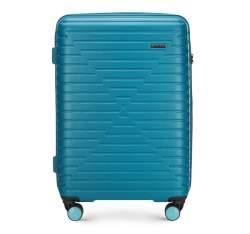 Mittlerer Koffer, blau, 56-3A-452-95, Bild 1