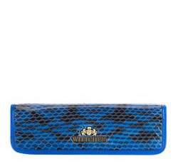 Kugelschreiber-Etui, blau-schwarz, 19-2-001-NN, Bild 1