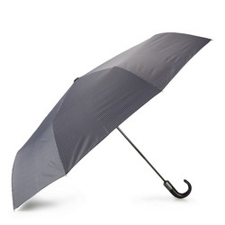Regenschirm, blau-schwarz, PA-7-166-X1, Bild 1