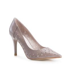 Női stiletto cipő, hanga színű, 84-D-903-8-41, Fénykép 1