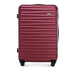 Большой чемодан, бордовый, 56-3A-313-31, Фотография 1