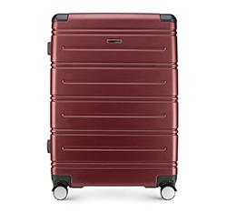 Большой чемодан, бордовый, 56-3A-443-35, Фотография 1