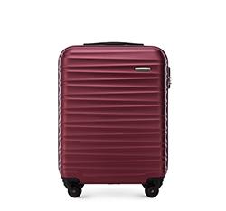 Чемодан ручная кладь, бордовый, 56-3A-311-31, Фотография 1
