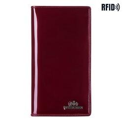Обложка для паспорта, бордовый, 14-2L-200-3, Фотография 1