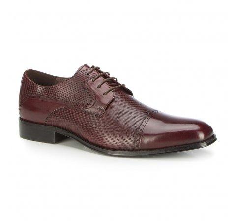 Обувь мужская, бордовый, 87-M-909-1-40, Фотография 1