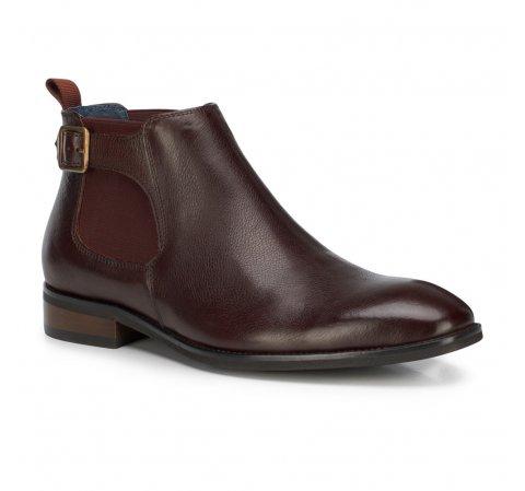 Обувь мужская, бордовый, 89-M-511-2-43, Фотография 1