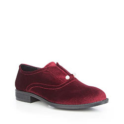 Женская обувь, бордовый, 87-D-917-2-40, Фотография 1