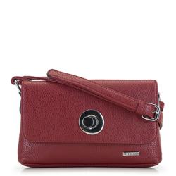 Женская сумка через плечо, бордовый, 91-4Y-612-3, Фотография 1