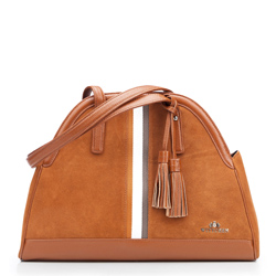 Damen Handtasche, braun, 87-4E-220-5, Bild 1