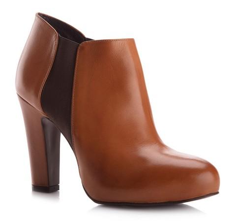 Frauen Schuhe, braun, 77-D-508-5-37, Bild 1
