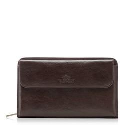 Handgelenk-Tasche, braun, 21-3-376-4, Bild 1