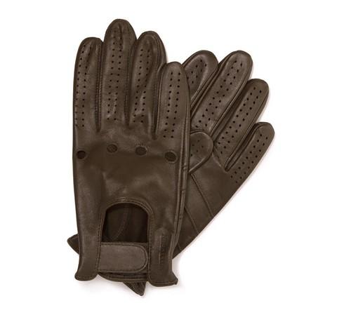 Herrenhandschuhe, braun, 46-6-381-DG-V, Bild 1