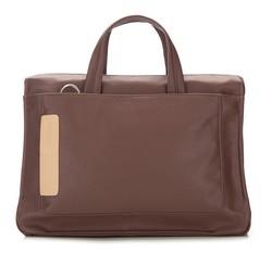 Laptoptasche, braun, 85-3P-505-4, Bild 1