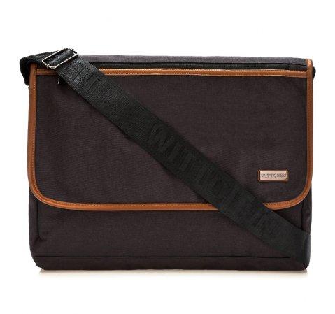 Laptoptaschen, braun, 85-3P-200-1, Bild 1