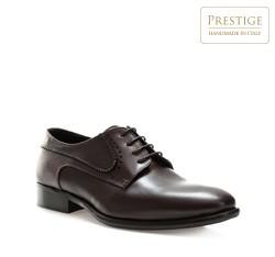 Männer Schuhe, braun, 84-M-053-4-45, Bild 1