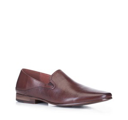 Männer Schuhe, braun, 88-M-908-4-44, Bild 1