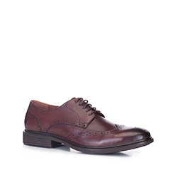 Männer Schuhe, braun, 88-M-931-4-43, Bild 1