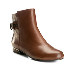 Schuhe, braun, 85-D-505-4-37, Bild 1