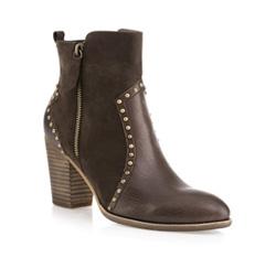 Schuhe, braun, 85-D-902-4-37, Bild 1