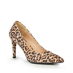 Frauen Schuhe, bunt, 87-D-704-A-41, Bild 1