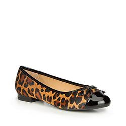 Frauen Schuhe, bunt, 87-D-715-A-37, Bild 1