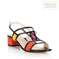 Frauen Schuhe, bunt, 88-D-400-X-35, Bild 1