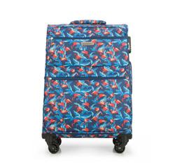 Mittelgroßer Koffer, bunt, 56-3S-542-FL, Bild 1