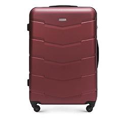 Ein großer Koffer, burgunderrot, 56-3A-403-30, Bild 1
