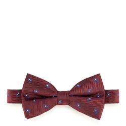 Csokornyakkendő, sötét vörös, 89-7I-001-X3, Fénykép 1