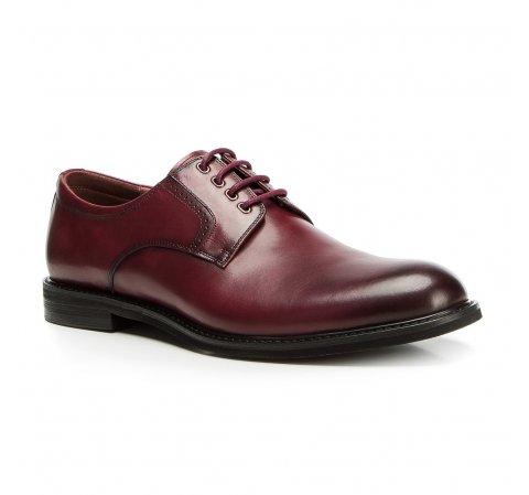 Férfi cipő, sötét vörös, 90-M-915-7-41, Fénykép 1