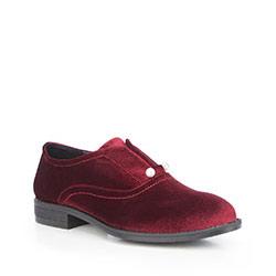 Női cipő, sötét vörös, 87-D-917-2-41, Fénykép 1