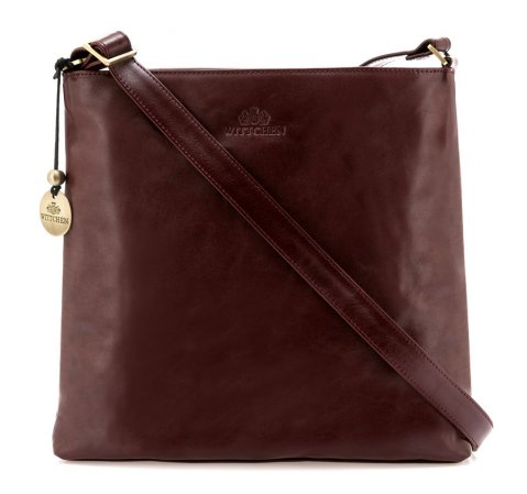 Női táska, sötét vörös, 35-4-053-2, Fénykép 1