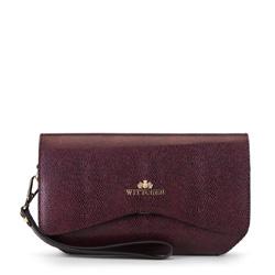 Női táska, sötét vörös, 89-4E-414-2, Fénykép 1