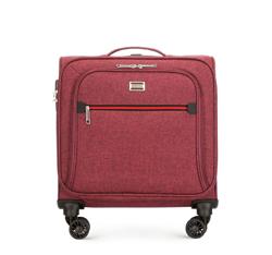 Несессер с контрастной молнией, бордовый, 56-3S-505-31, Фотография 1