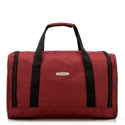 Дорожная сумка среднего размера, бургундовый, 56-3S-942-35, Фотография 1