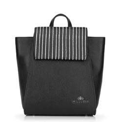 Dámský batoh, černá, 89-4E-210-1, Obrázek 1