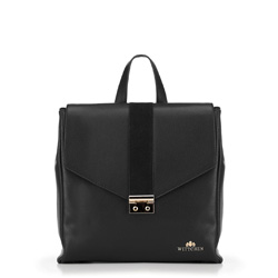 Dámský batoh, černá, 89-4E-361-1, Obrázek 1