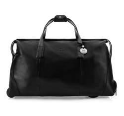 Cestovní taška s kolečky, černá, 17-3-715-1-ART, Obrázek 1