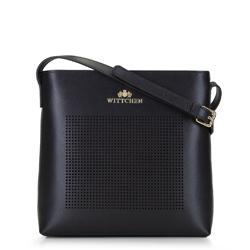 Dámská kabelka, černá, 92-4E-641-1, Obrázek 1