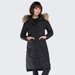 Dámská bunda, černá, 87-9D-502-1-2XL, Obrázek 1